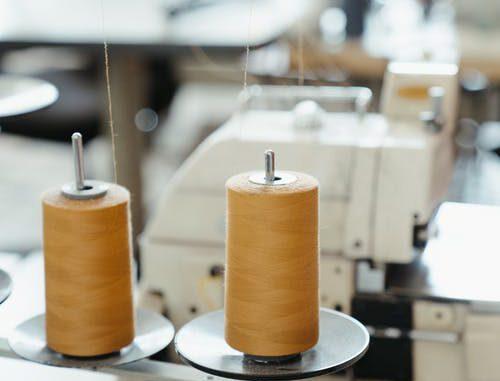 industriele naaimachine